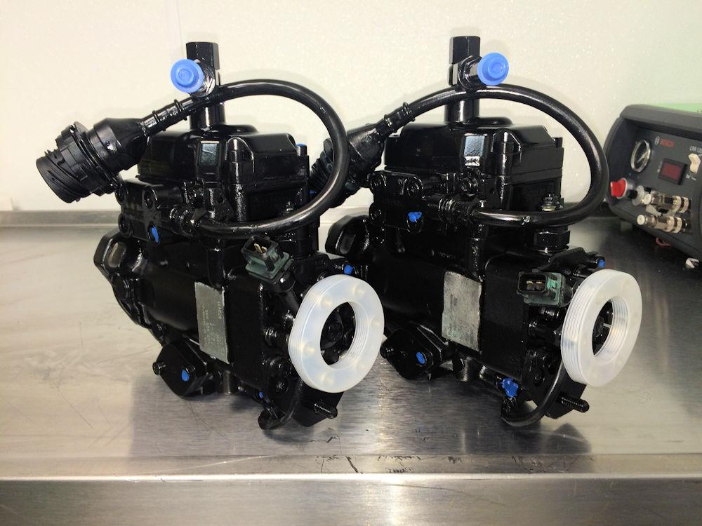 Marine Injection Pumps   Triplet Diesel